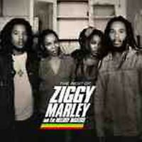 Ziggy Marley & And The Melody Makers - The Best O CD
