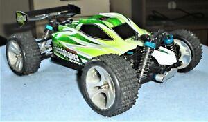 WL Toys A959-B RC Car 1:18 70 Kmh, Ovp.