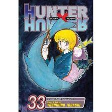 Hunter x Hunter, Vol. 33 by Yoshihiro Togashi (Paperback, 2017)