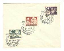 Generalgouvernent Cover 1940 Lublin