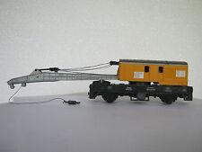 Roco HO Kranwagen Gelb DB (RG/RU/153-9R1/6/3)