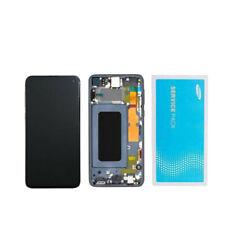 Samsung GH82-18850A Écran LCD avec Vitre Tactile pour Galaxy S10 - Noir