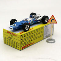 Atlas Dinky Toys 1417 MATRA F1 DUNLOP Alloy car #17 Diecast Models 1:43