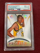 Kevin Durant 2007 Upper Deck SP Authentic Authentic Profiles Rookie Card PSA 10