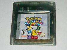 Pokemon Puzzle Challenge (Gameboy Color) GBC