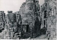 ANGKOR c. 1935 - Tour du Bayon Cambodge Indochine - P 798