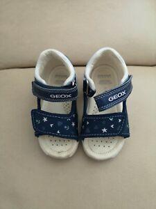 Geox Respira Sandalen Mädchen Schuhe Gr. 23