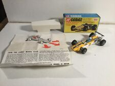 Original Corgi Toys 159 Cooper Maserati F1 With Paperwork In Original Box VNM
