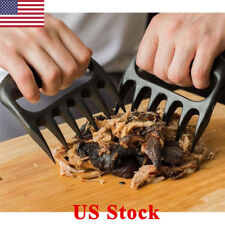 Bear Claws Meat Handler Tongs Pull Shred Pork Bbq Shredder- Us Seller- 2 Sets!