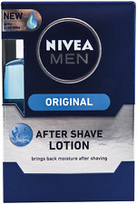 Nivea Men Original After Shave Lotion, Skin Protection, Aloe Vera 100 ml