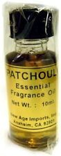 Patchouli Essential Oil Fragrance India Aroma Oils 10 ml & Free Shippingl