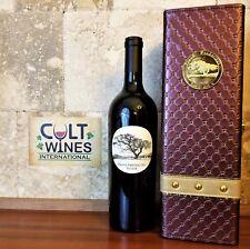 JS 93! 2015 Frank Fredericks Estate Cabernet Sauvignon wine w/ Gift Box, Napa