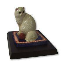 Royal Doulton - Boxed 'Persian' Rda19 Includes Wooden Plinth.