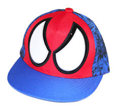 6b58eefe16d60a Marvel Spider-man Kids Boy's Baseball Snapback Cap
