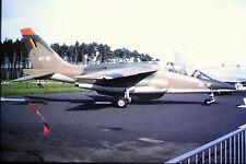 4/392 Dassault-Breguet Dornier Alphajet Belgium Air Force AT-12 Kodachrome SLIDE