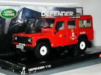 Corgi CC07708 Land Rover Defender 110 Royal Mail Postbus LTD ED 1/43