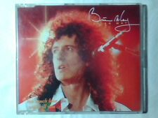 BRIAN MAY Too much love will kill you cd singolo HOLLAND QUEEN