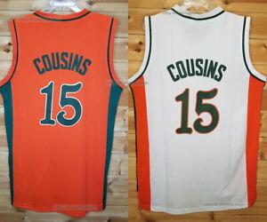 Retro DeMarcus Cousins #15 Rattlers High School Basketball Jerseys Stitched