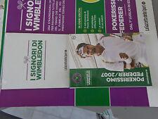 I SIGNORI DI WIMBLEDON BOX COFANETTO+ DVD N°1 POKERISSIMO ROGER FEDERER 2007
