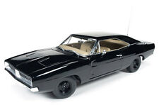 1969 DODGE CHARGER from DUKES OF HAZZARD - Happy B'DAY- 1:18 Scale AUTOWORLD