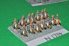 15 mm napoléoniennes/British - 14 Cavalerie-CAV (91714)