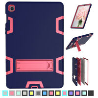 Heavy Duty Hybrid Rubber Rugged Case For Samsung Galaxy Tab S5e 10.5 T720/T725