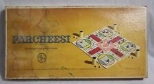 Vintage 1867 #2 Parcheesi By Selchow & Righter 21Pcs Board Games (Dnt #28 C-3)