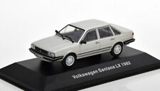 1:43 Altaya VW Collection VW Santana LX 1982 silver