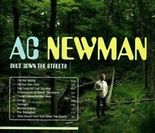 Shut Down the Streets * by A.C. Newman (CD, Oct-2012) NEW