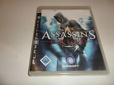 PlayStation 3 PS 3 Assassin 's Creed