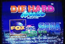DIE HARD ARCADE WITH ST-V BOARD - SEGA  - ARCADE PCB BOARD JAMMA
