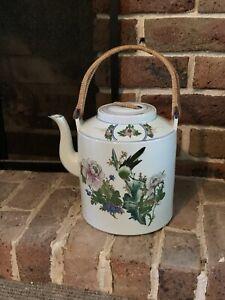 vintage Chinese Porcelain Tea Pot