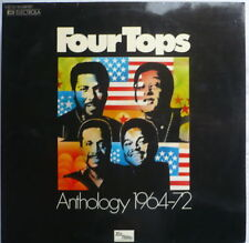 FOUR TOPS - Anthology 1964-72 - DLP