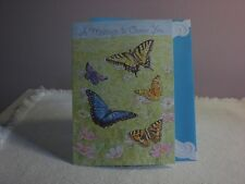 Carol's Rose Garden -  Get Well - With Butterflies on the cover