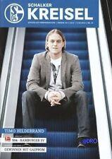 Schalker Kreisel + 11.03.2012 + FC Schalke 04 vs Hamburger SV + Programm +