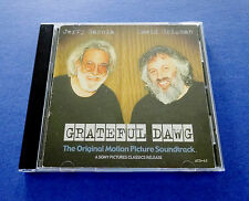 Jerry Garcia David Grisman Grateful Dawg Soundtrack CD ACD-46 JGB Grateful Dead