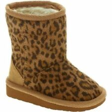 Leopard Print Boots - Garanimals Infant Toddler Shearling Boots NEW!
