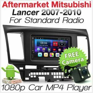 Android Car Radio Mitsubishi Lancer CJ Stereo Head Unit MP3 Player Fascia Kit AT