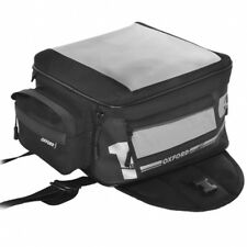 Oxford F1 Motorcycle Bike Tail Pack Luggage - 18 Litre - Black - OL447