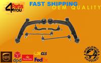 KIT SET front SUSPENSION ARMS WISHBONE LINKS FIAT PANDA 2004-