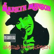 Marilyn Manson - Smells Like Children [New CD] Explicit