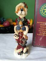 Boyd's Bears Folkstone Igotwatiwated W/Box & Numbered Excellent Condition