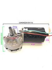 MOTORIDUTTORE REVERSIBILE 12-24 V 25/50W MAX NM 150 15-70 RPM **OFFERTA 5 PZ**