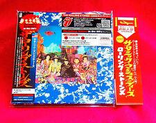The Rolling Stones Their Satanic Majesties Request MINI LP CD JAPAN + PROMO OBI