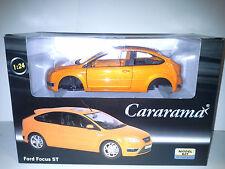 FORD FOCUS ST MODEL KIT 1:24 CARARAMA. NEW IN BOX.