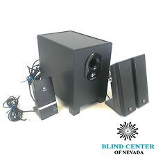 Logitech X-240 2.1 Channel Speaker System