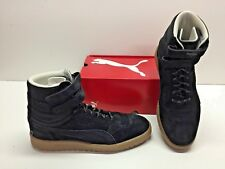 Puma Sky II Hi Winterised Black Fashion Sneakers Sneakerboot Boot Shoes Mens 9