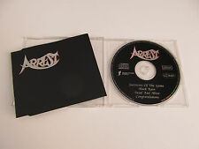 ARREST Survivors of the Game CD 1996 MEGA RARE OOP HEAVY/POWER ORIG 1st PRESS!!!