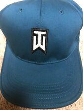 NEW Nike Golf Tiger Woods TW Tour Golf Hat Ultralight 726291 DARK BLUE RARE