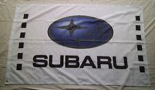 SUBARU FLAG 3' X 5' BANNER Racing  Flag #132